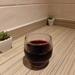 41349655 - グラスワイン 赤