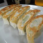 麺王 - 2015年8月16日(日) 匠餃子(5コ)340円