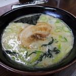 麺王 - 2015年8月16日(日) 塩豚骨ラーメン(並)780円