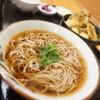 山之屋 - 料理写真:夜割りセット(かけそば + 天丼