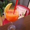グッド デイ カフェ - ドリンク写真:Refresh Orange
