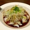 元 - 料理写真:イカの特製ソース