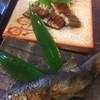 寿し一 - 料理写真:天然鮎と天然うなぎ