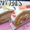 カフェ ドゥ ジャルダン - 料理写真:フルーツロール & 福ロール