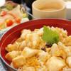 酉の一 - 料理写真:【ランチ】つくば鶏 極み親子丼
