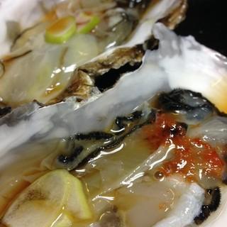 朝起 - なま牡蠣