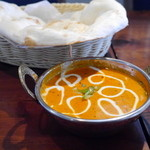 インド料理 ナンハウス - ランチスペシャルタンドーリセット\1250