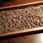 板蕎麦 山灯香 - 板そば