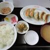 大吉飯店 - 料理写真:餃子定食 750円