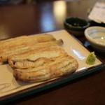かねりん鰻店 - 白焼き