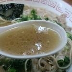 しぇからしか - 純度100%の豚骨スープ(2014,3)