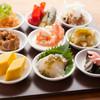 チャイニーズ酒場 エンギ - 料理写真:シェフのきまぐれ前菜9種盛り合わせ