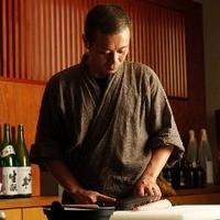 赤坂の料亭で8年修行を重ねた当店自慢の料理長