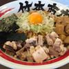 竹本商店 つけ麺開拓舎 - 料理写真:2015/8/31油そば720円300g税込777円