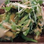菜園バル CHIBI-CLO - サラダ アップ