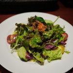 オステリア パージナ - 野菜サラダ