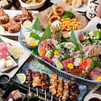 3時間以上の宴会・パーティに旬の食材を使用した季節のコース!