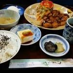 山家食堂 - 料理写真:日替り定食