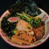 武蔵野アブラ学会 - 料理写真:得乗せ油そば