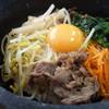 ちんぐ - 料理写真:石焼ビビンパ