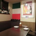 クッチーナ アッラ バーバ - 居心地の良い店内3