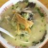 東龍 - 料理写真:塩タンメン 850円