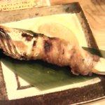 串焼きろばた えにし - えび豚串