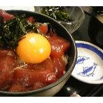 たむら - (マグロのヅケ丼 780円)