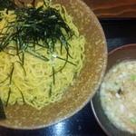 岩本屋 - つけ麺大盛り2015.8