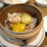 グランドプリンスホテル京都 中国料理 桃園 - 点心3種盛り合わせ