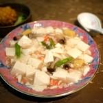 グランドプリンスホテル京都 中国料理 桃園 - 今週の海の幸料理