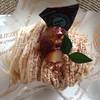 バニラの実 - 料理写真:和栗のモンブラン