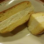 森の菓子工房MoonDeer - ベイクドチーズ