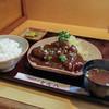 とん八 - 料理写真:味噌とんかつ定食☆