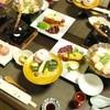 向瀧 - 料理写真:夕食は個室でのんびり