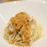 筑紫樓 - 若鶏の胡麻ソース冷麺