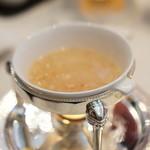 筑紫樓 - スープ