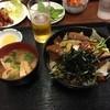 たかお食堂 - 料理写真:ナスと豚の角煮丼