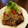 バイキング - 料理写真:いも豚ロース肉(厚切り)のガーリック醤油ソテー(単品、1,000円)