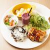 ボンサルーテ カフェ - 料理写真:ワンプレートランチ♪700円