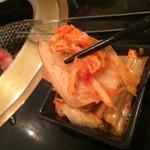 清香園 - 美味しいキムチ