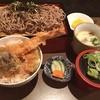 和膳 結 - 料理写真:ざる蕎麦ミニ天丼セット