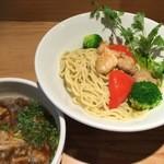つなぎ - 2015年9月 限定麺B