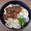 うどん処ゆたか - 料理写真:肉おろし冷