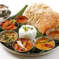 南インド肉料理ミールズ