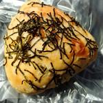 森のパン屋 - おにぎりパン たらこマヨネーズ