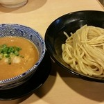 麺堂稲葉クキスタイル - 鶏白湯つけ麺‼濃厚‼