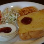 カフェ ビブロス - 料理写真:ドリンク代のみのモーニング
