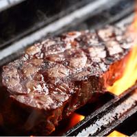 サーロイン・ローストビーフの炭火焼 180g