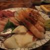 おたる 魚一心 - 料理写真:お刺身盛り合わせ